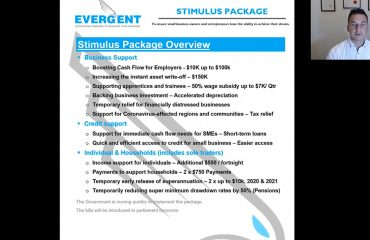 Complete Stimulus Package Overview Australia